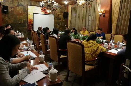 重庆交运集团2019年度安全管理人员集中安全培训
